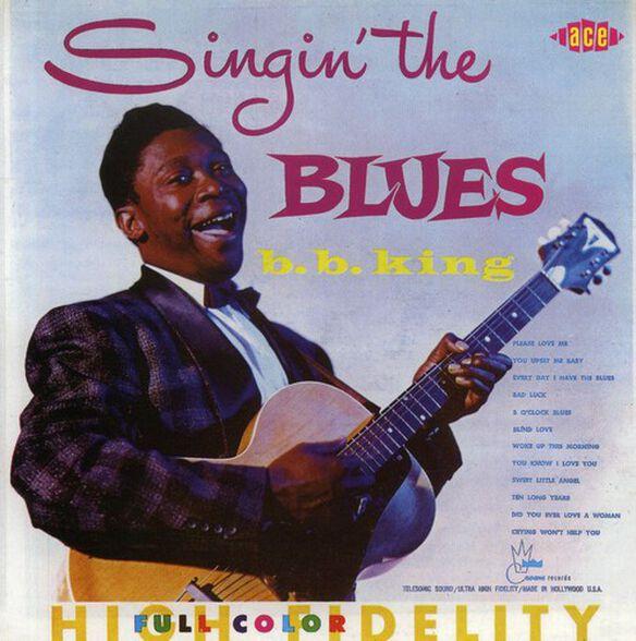 B.B. King - Singin' The Blues