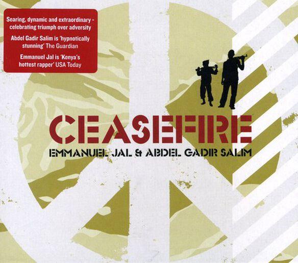 Emmanuel Jal - Ceasefire
