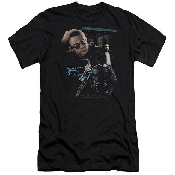 Dean Pit Stop Short Sleeve Adult T-Shirt