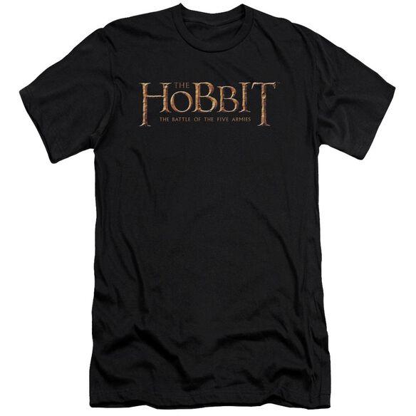 Hobbit Logo Short Sleeve Adult T-Shirt