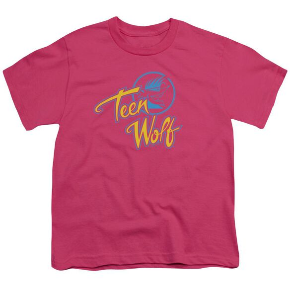 Teen Wolf Cmy Logo Short Sleeve Youth Hot T-Shirt