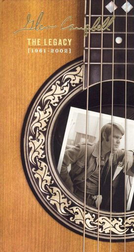 Glen Campbell - Legacy 1961-2002