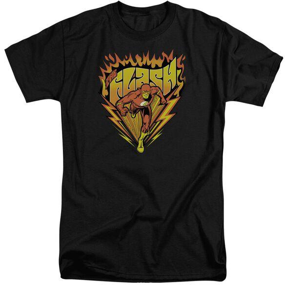 Dc Blazing Speed Short Sleeve Adult Tall T-Shirt