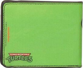 Ninja Turtles Leonardo Face Wallet