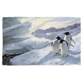Wild Wings Penguins 2 Hand/Golf Towel (16x24)