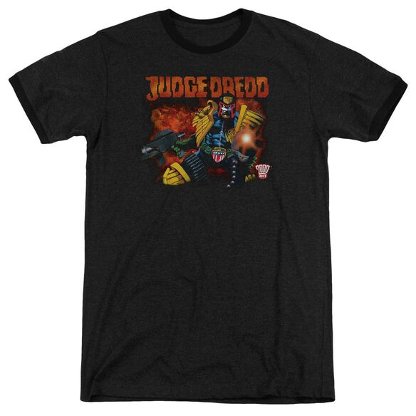 Judge Dredd Through Fire Adult Heather Ringer