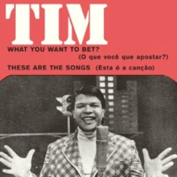 Tim Maia - What You Want To Bet?