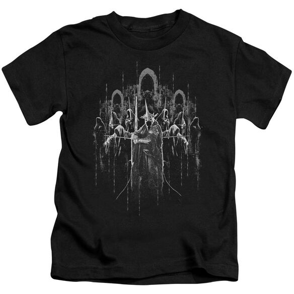 Lord Of The Rings The Nine Short Sleeve Juvenile T-Shirt