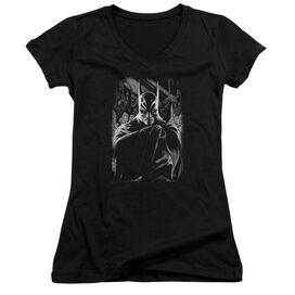 Batman Detective 821 Cover Junior V Neck T-Shirt