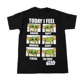 Star Wars - The Mandalorian The Child Feelings Kids T-Shirt