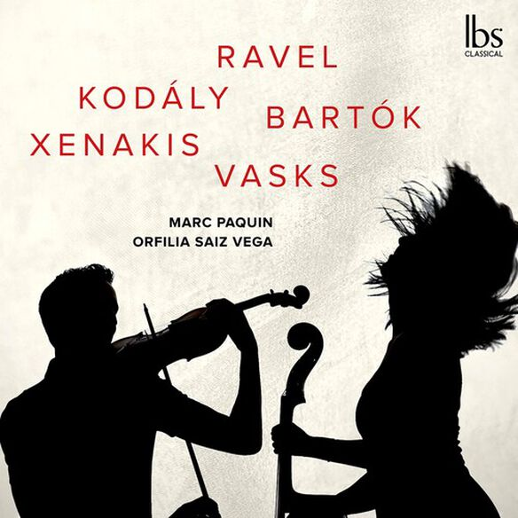Various Artists - Duos for Violin & Cello