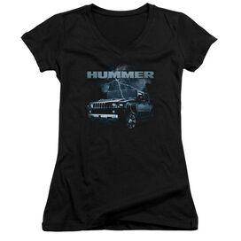 Hummer Stormy Ride Junior V Neck T-Shirt