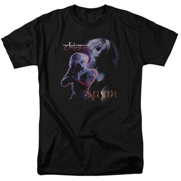 Farscape Chiana Short Sleeve Adult T-Shirt