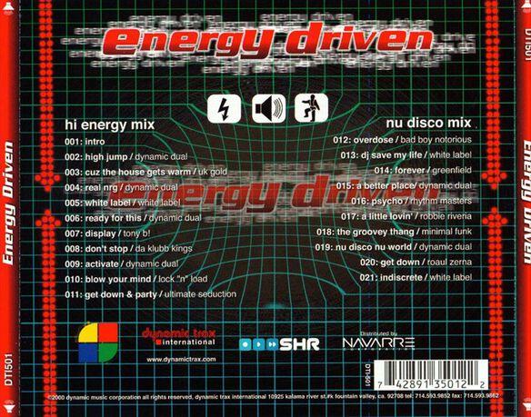 Energy Driven 0500