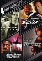 Image of 4 Film Favorites: Extreme Action