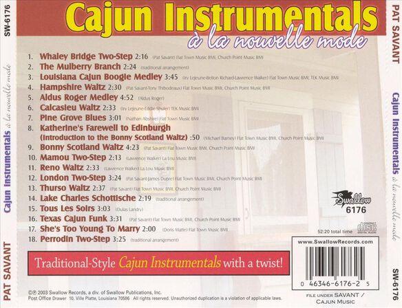 Cajun Instrumentals