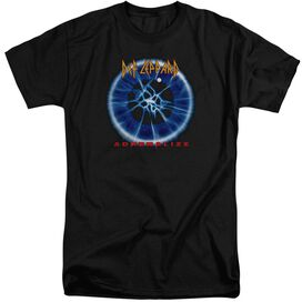 Def Leppard Adrenalize Short Sleeve Adult Tall T-Shirt