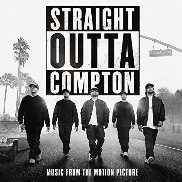 Straight Outta Compton / O.S.T. (Cln)