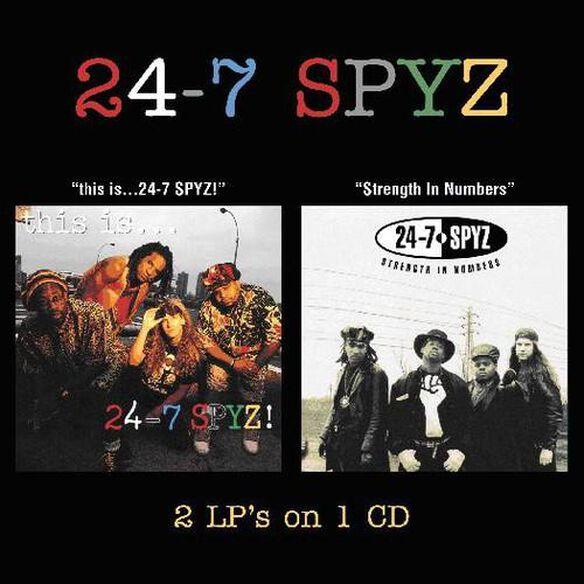 24 7 Spyz/Strength In Num