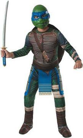 Ninja Turtles Movie Leonardo Child Costume