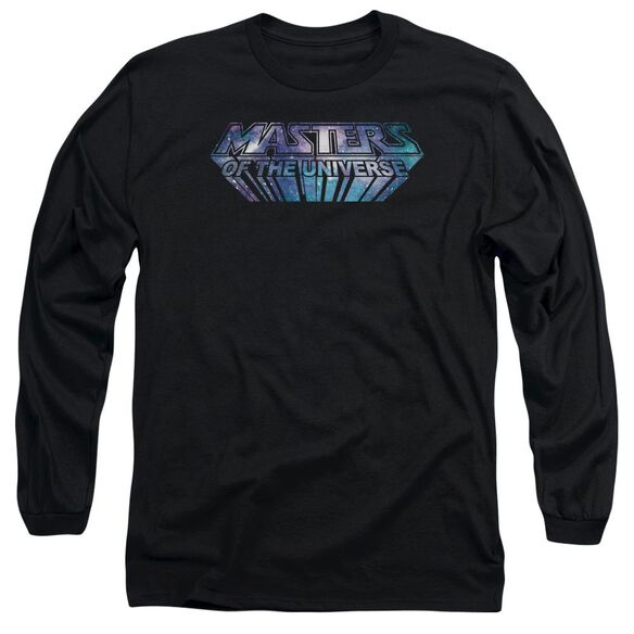 Masters Of The Universe Space Logo Long Sleeve Adult T-Shirt