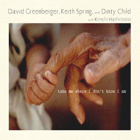 David Greenberger - Take Me Where I Don't Know I Am