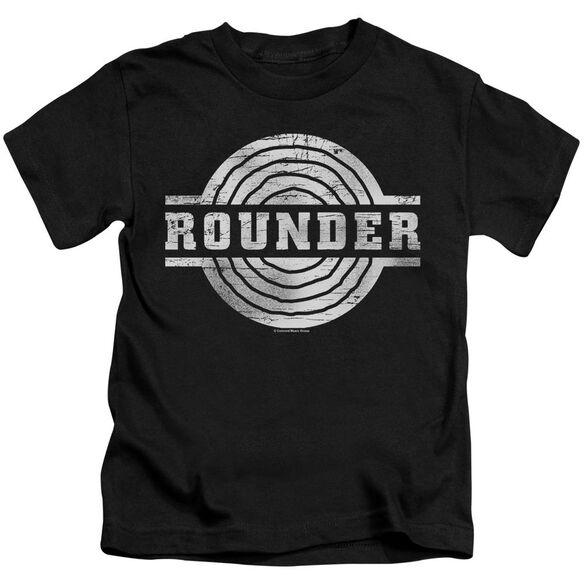 Rounder Rounder Retro Short Sleeve Juvenile T-Shirt