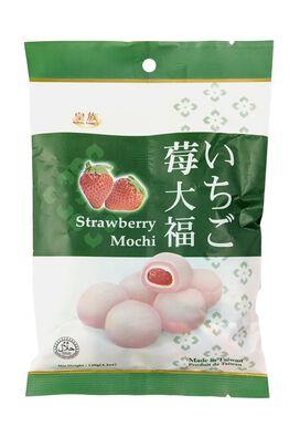 Mochi Strawberry 120g Bag