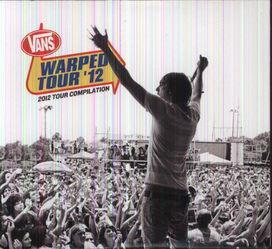 Various Artists - 2012 Warped Tour Compilation