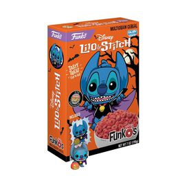 Lilo and Stitch - Dracula Stitch FunkO's Cereal