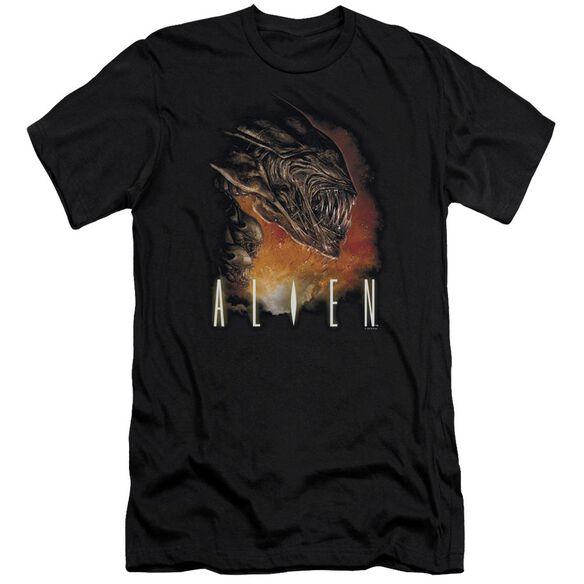 ALIEN FANGS-S/S T-Shirt