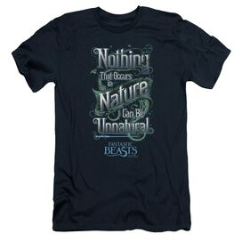 Fantastic Beasts Unnatural Hbo Short Sleeve Adult T-Shirt