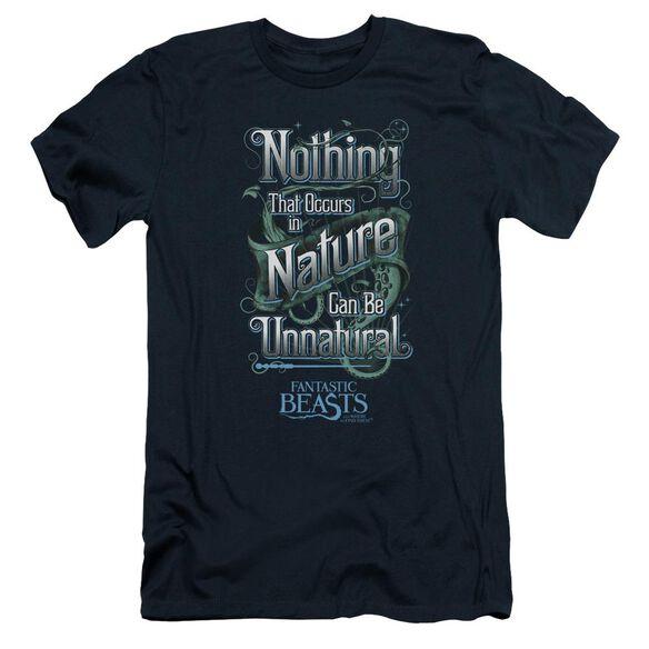 Fantastic Beasts Unnatural Short Sleeve Adult T-Shirt