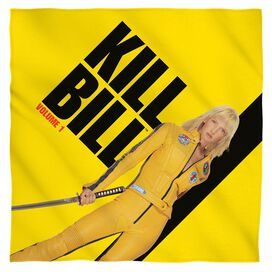 Kill Bill Vol 1 Poster Bandana