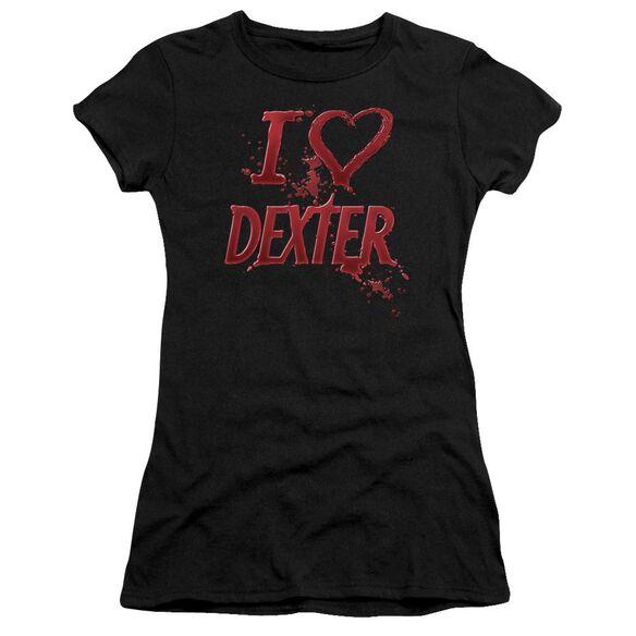 Dexter I Heart Dexter Premium Bella Junior Sheer Jersey