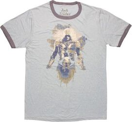 Assassins Creed Arno Dorian Ringer T-Shirt