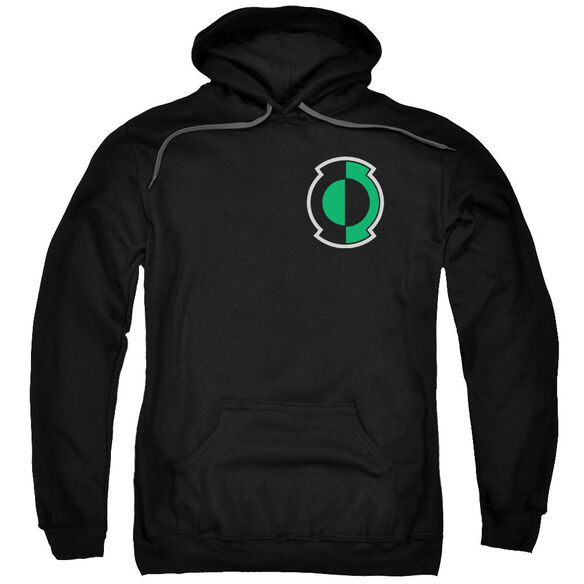 Green Lantern Kyle Logo Adult Pull Over Hoodie