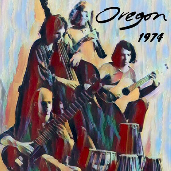 Oregon - 1974