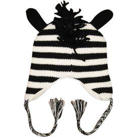 Zebra Lapland Beanie