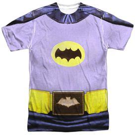 BATMAN CLASSIC TV BATMAN COSTUME-S/S ADULT T-Shirt