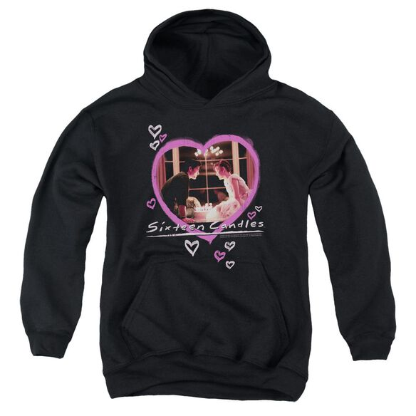 Sixteen Candles Candles Youth Pull Over Hoodie