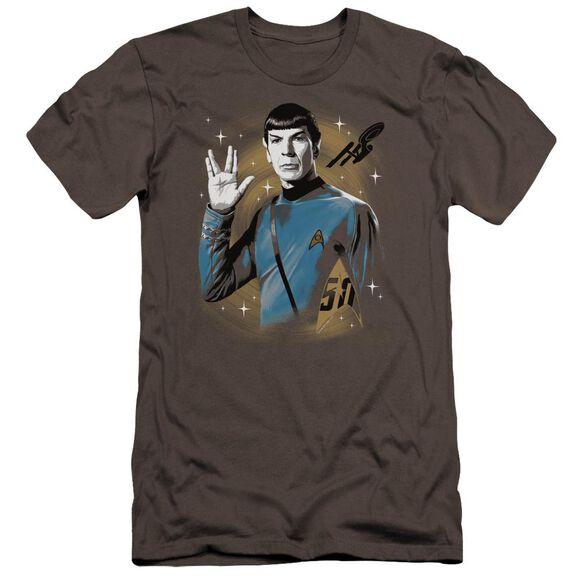 Star Trek Space Prosper Premuim Canvas Adult Slim Fit