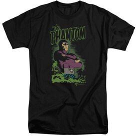 Phantom Jungle Protector Short Sleeve Adult Tall T-Shirt