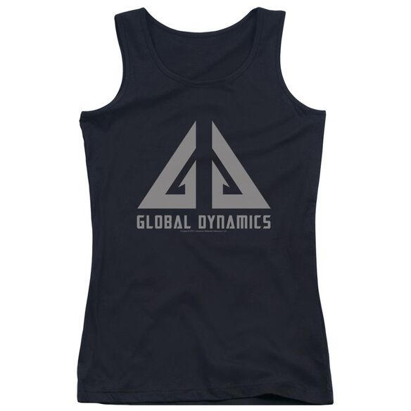 Eureka Global Dynamics Logo Juniors Tank Top
