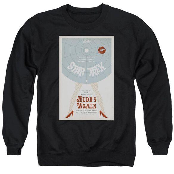Star Trek Tos Episode 6 Adult Crewneck Sweatshirt