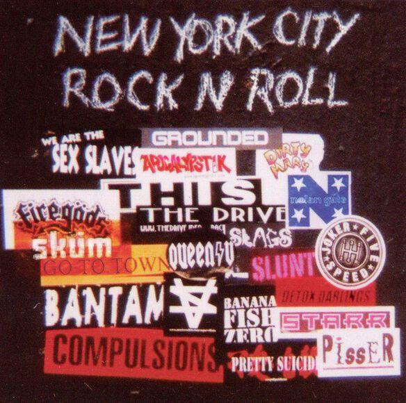 New York City Rock N Roll