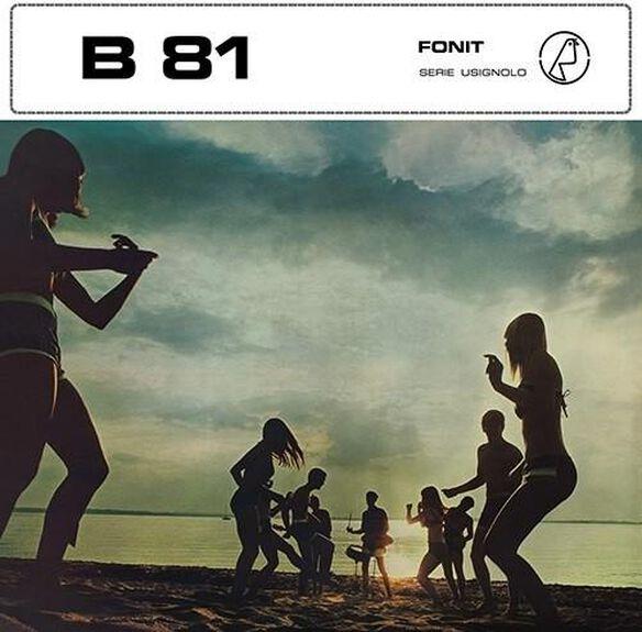 B81 Ballabili Anni '70 (Underground) O.S.T.