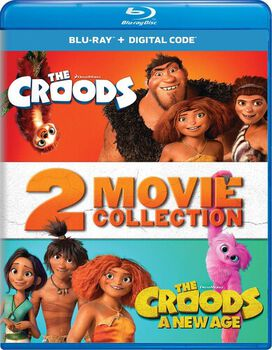 The Croods: 2-Movie Collection