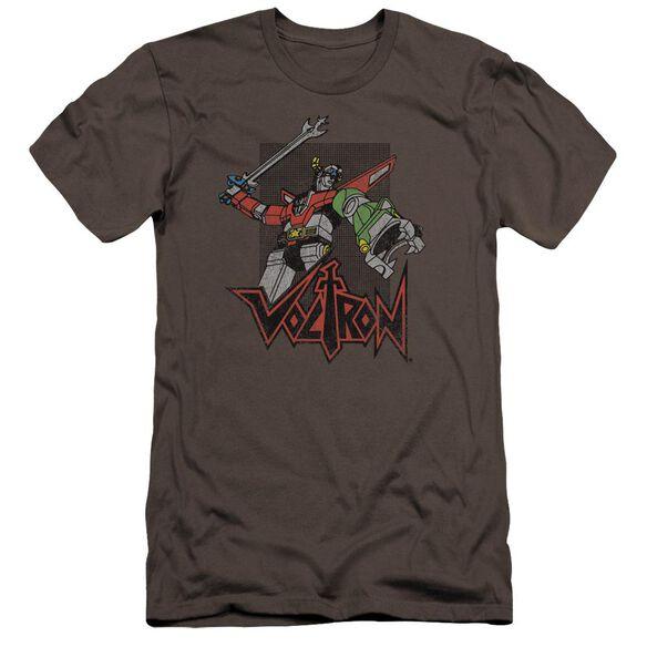 Voltron Roar Premuim Canvas Adult Slim Fit