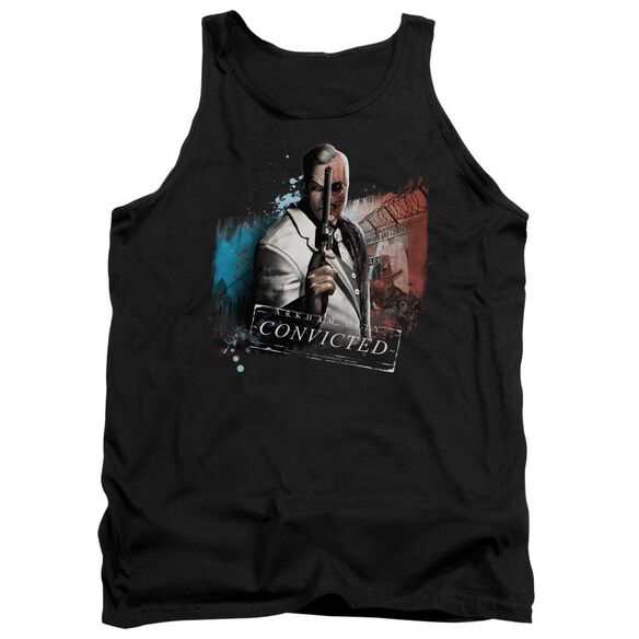 Arkham City Two Face - Adult Tank - Black